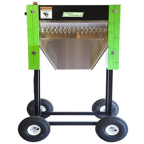 Trim Workz Ultimate Bud Hemp Debudder & Bucking Machine
