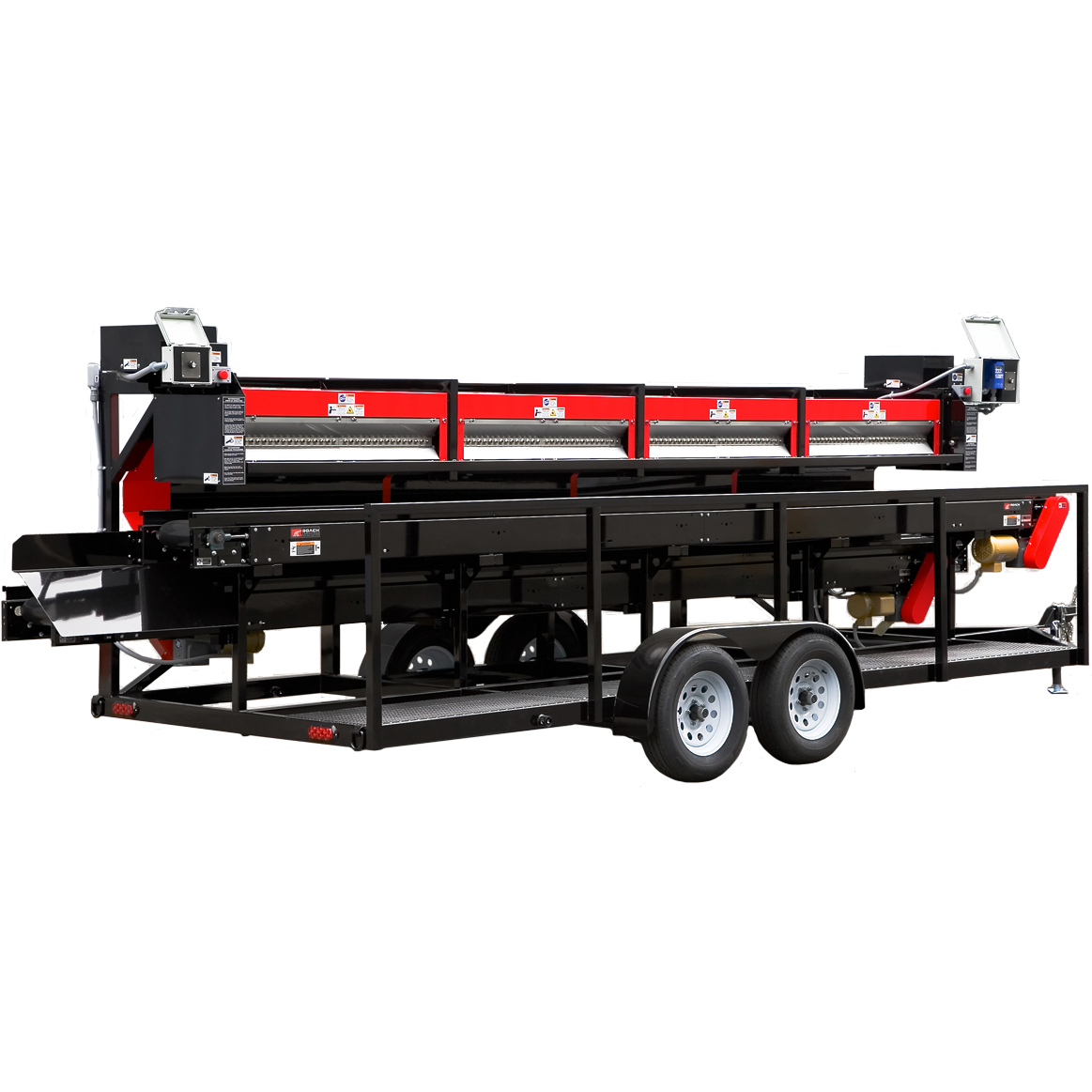 Trimleaf Centurion Pro XL MegaBucker Debudder & Bucking Machine