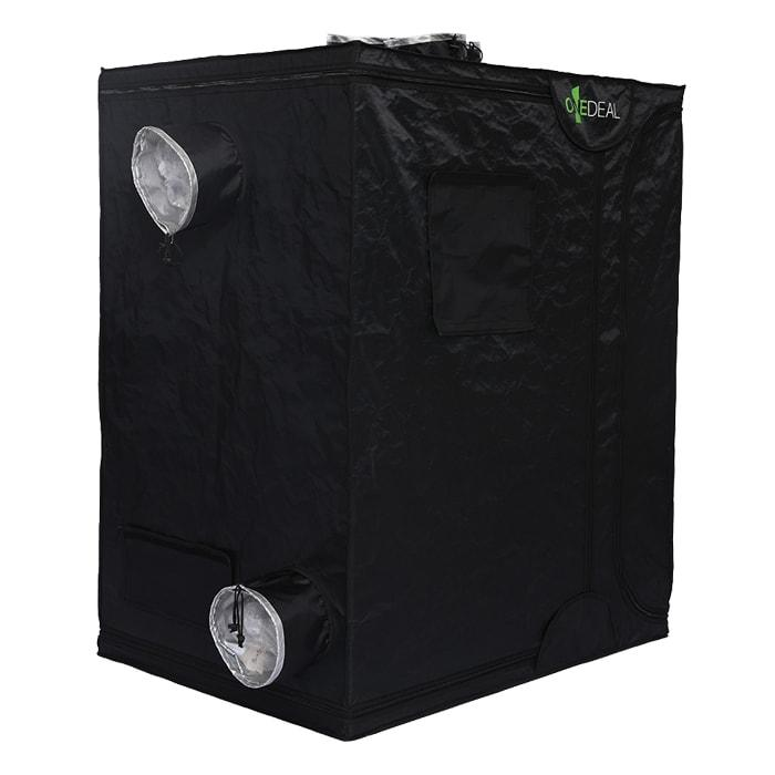Trimleaf OneDeal VegFlower 4'x3'x4 3/4' Grow Tent