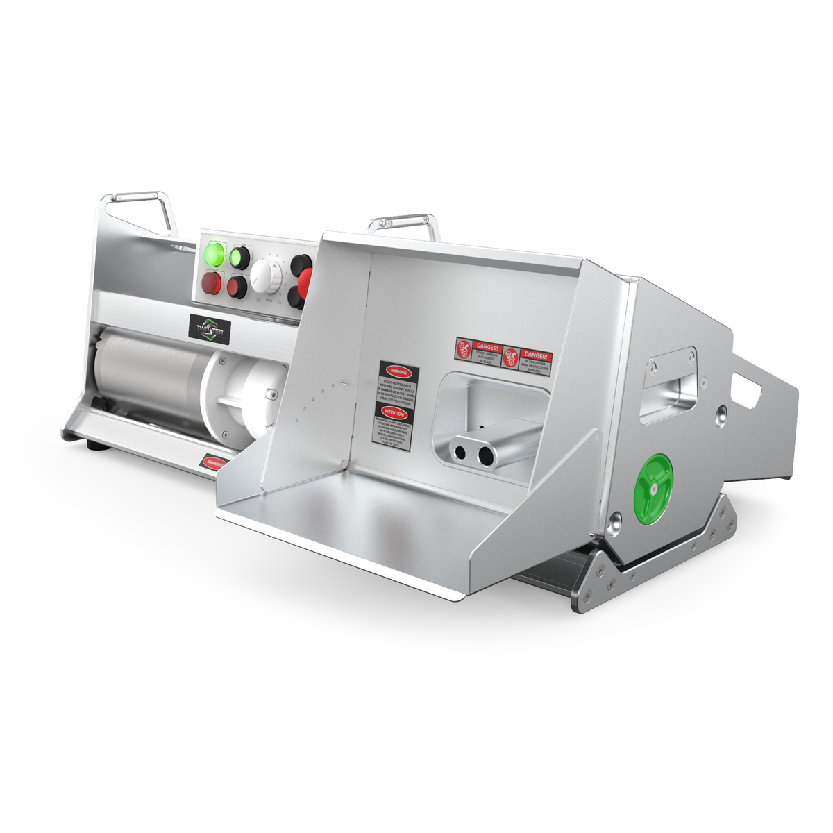 Twister B4 Bucker Hemp Debudder & Bucking Machine