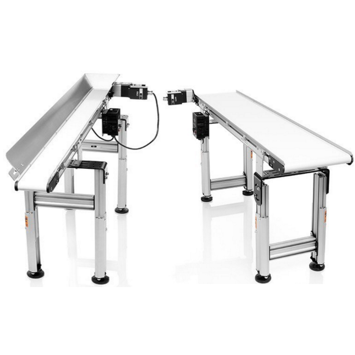 Twister Twister Quality Control Conveyor & Feed Conveyor Package