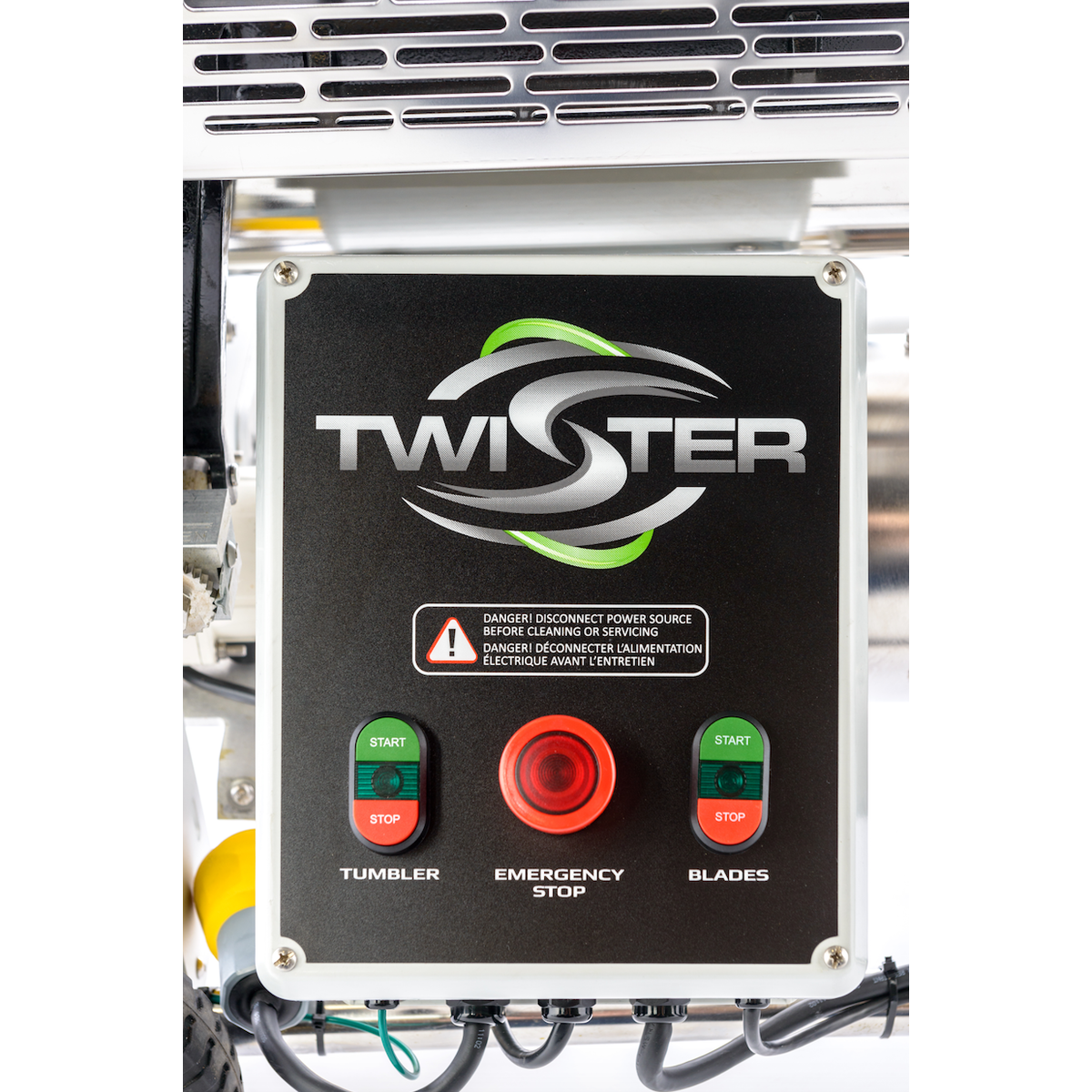 Twister Twister T2 Wet & Dry Bud Trimmer Machine