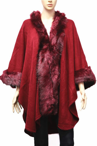 Fur Wrap [wine]