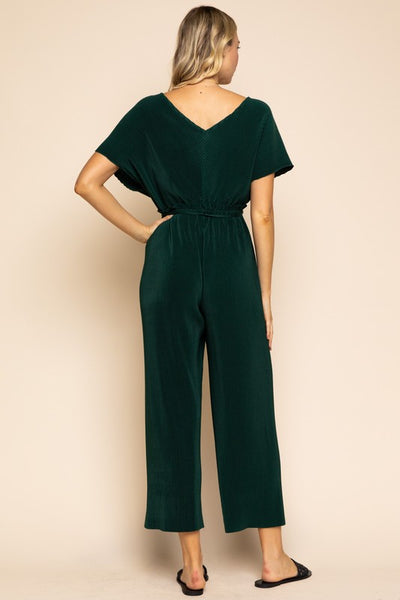 Jocelyn Jumpsuit [hunter]