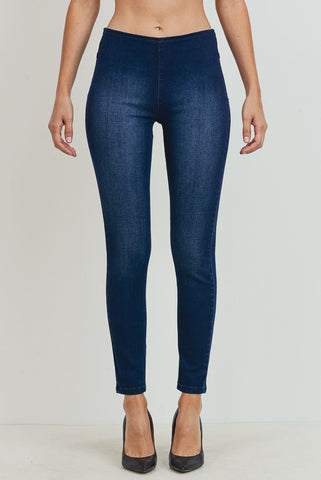 Harvey Jegging [dark wash]