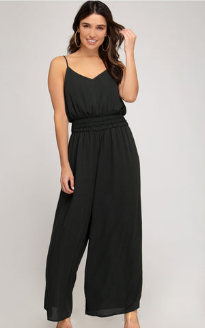 Vivi Jumpsuit [black]
