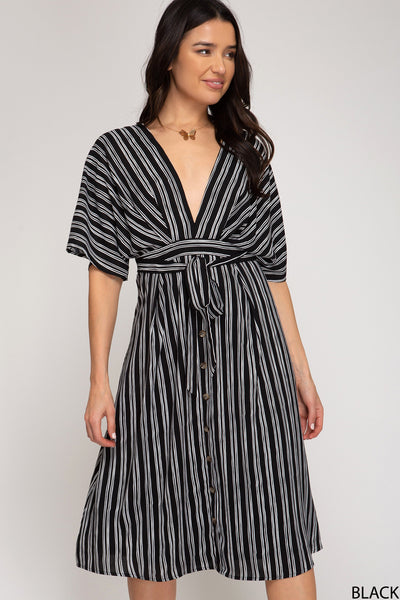Lena Dress [black]