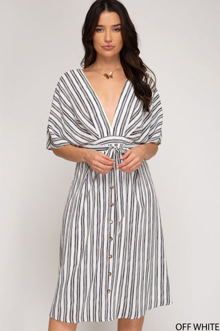 Lena Dress [white]