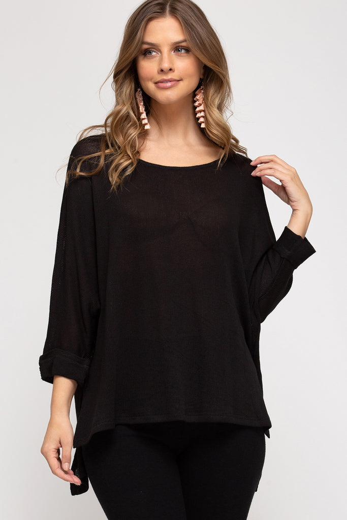 Lia Top [black]