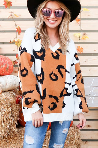 Adaline Sweater