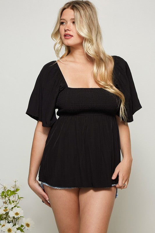 Giselle Top [black]