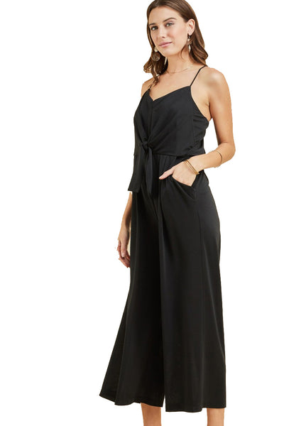 Marisa Jumpsuit [black]