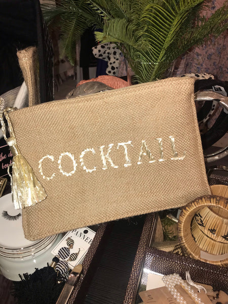 Cocktail Clutch