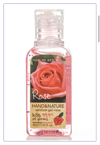 Hand Sanitizer [rose]