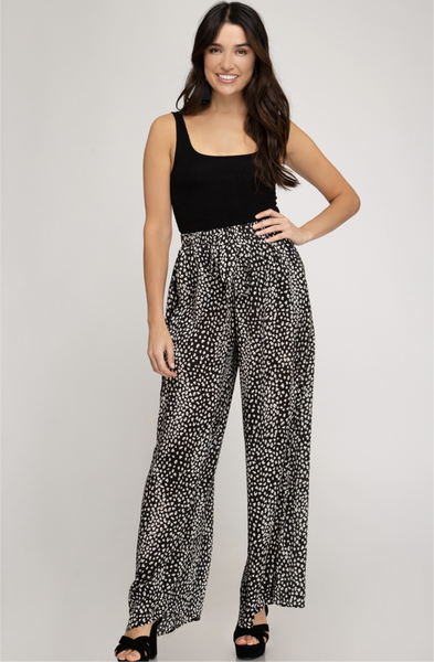 Kitty Pant [black]