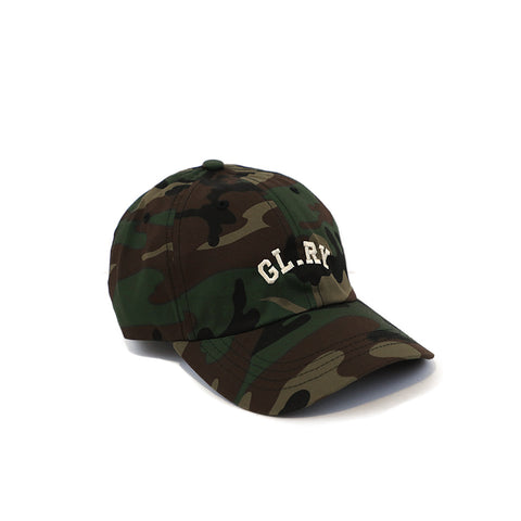 The ''Glory'' Dad Hat - Camo