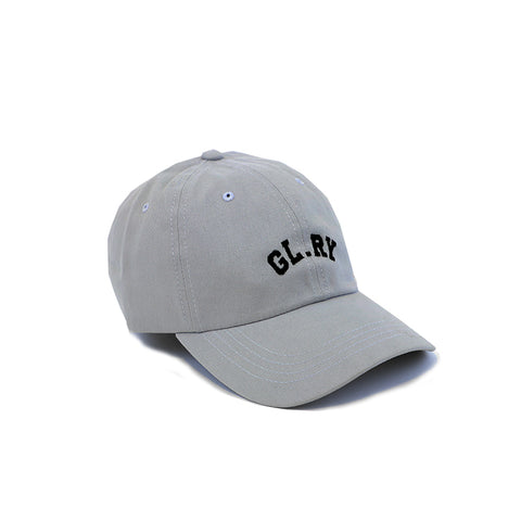 The ''Glory'' Dad Hat - Light Gray
