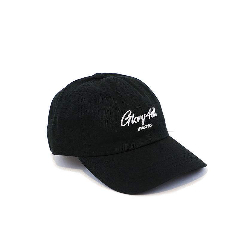 The Lifestyle Dad hat - Black