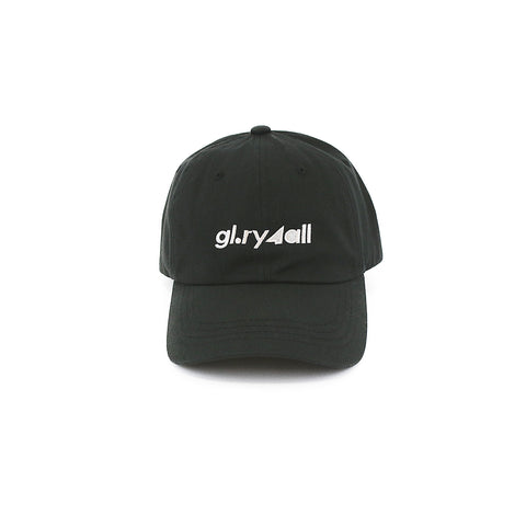 The Classic Logo Dad Hat - Black