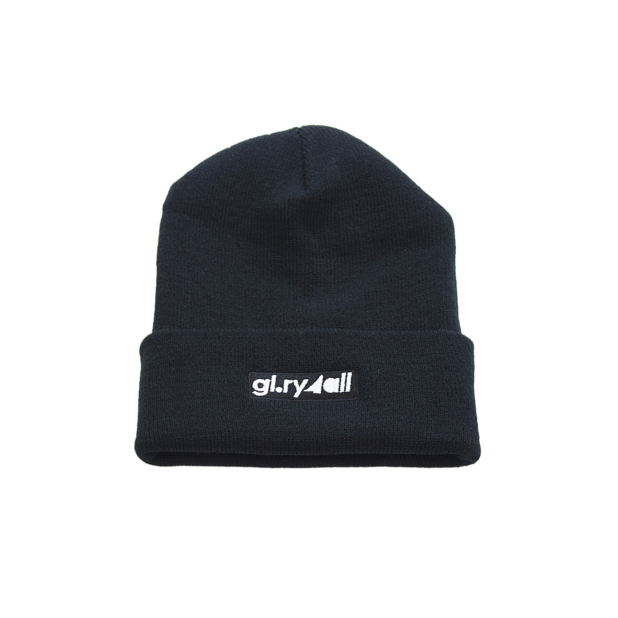 The box Logo Beanie - Black