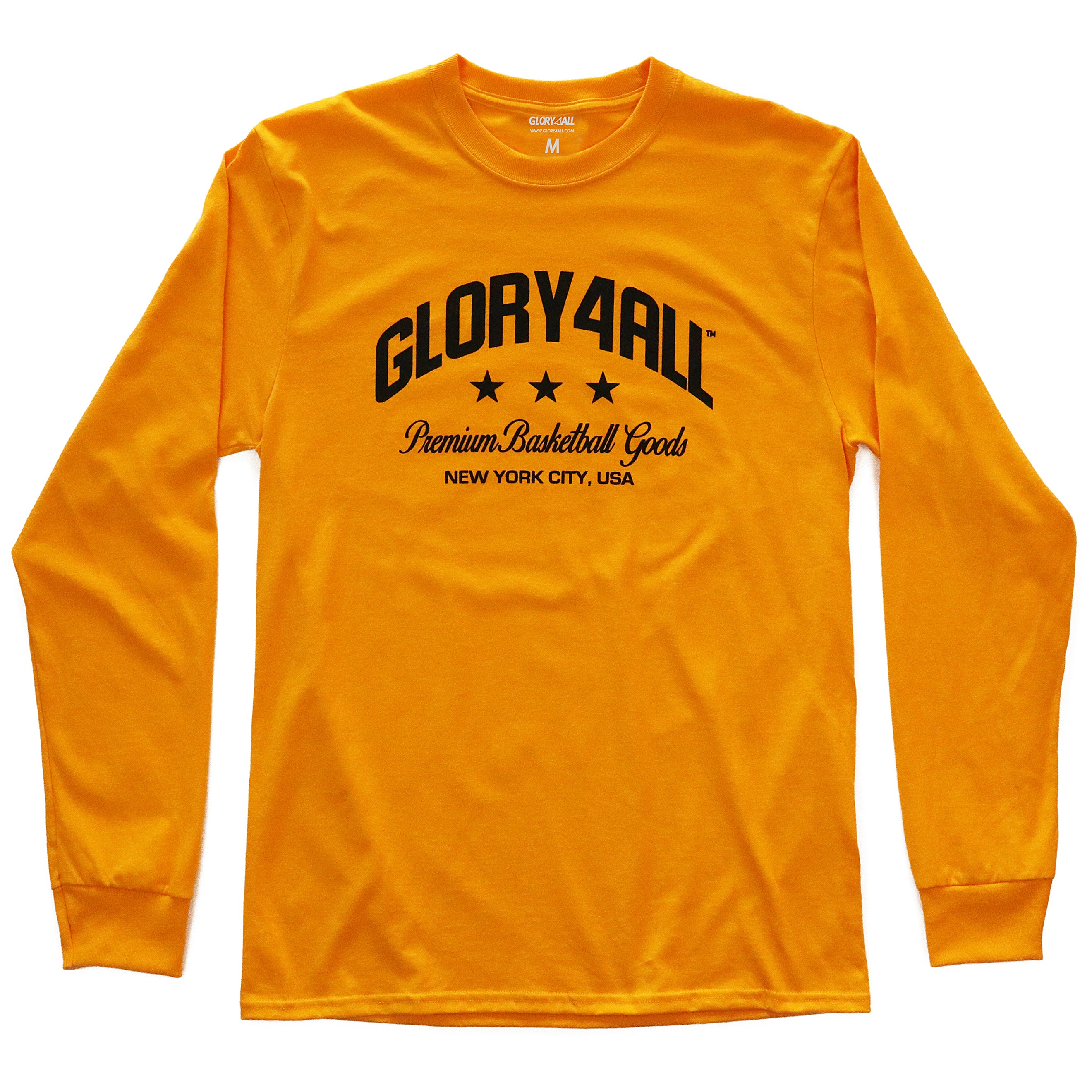 The Billboard Long Sleeve - GOLD