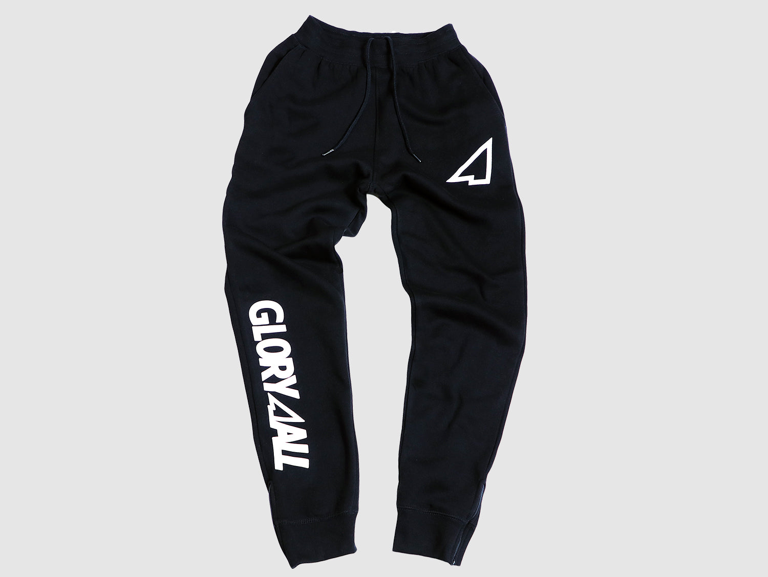 The Bold Joggers Pants - Black