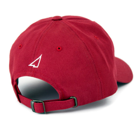 The Classic Logo Dad Hat - Red