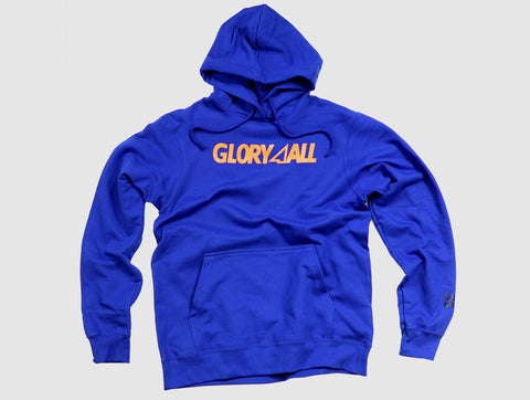 The Logo Hoodie V1 - Royal