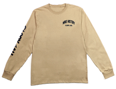 The History Long Sleeve - Sand