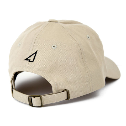 The Classic Logo Dad Hat - Stone