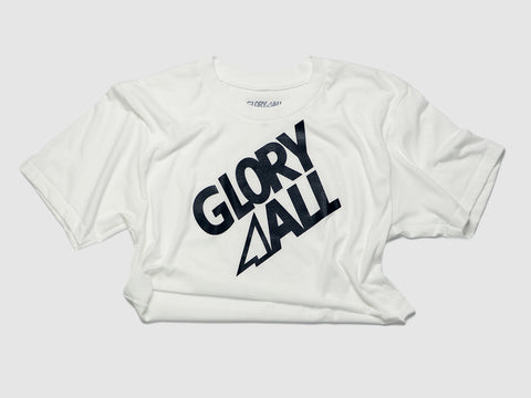 The G2 CROP TEE - WHITE