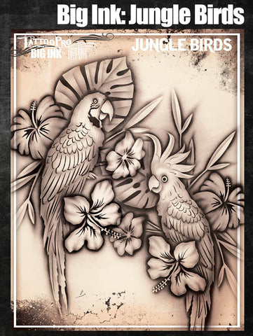 Big Ink: Jungle Birds