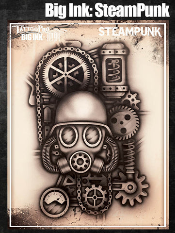 Big Ink: Steampunk