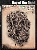 Day of the Dead - Tattoo Pro Stencils