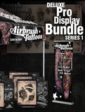DELUXE PRO DISPLAY BUNDLE SERIES 1 - Tattoo Pro Stencils