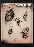 SWEET TREATS - Tattoo Pro Stencils