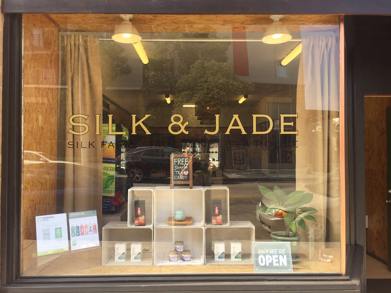 SILK & JADE is Now Open!!