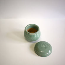 Glazed Celadon Korean Tea Cup Set