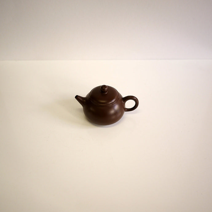 Master Chang Purple Clay Tea Pot Small