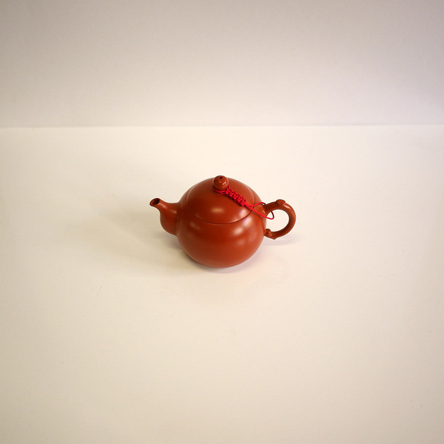 Master Chang Red Clay Teapot Medium