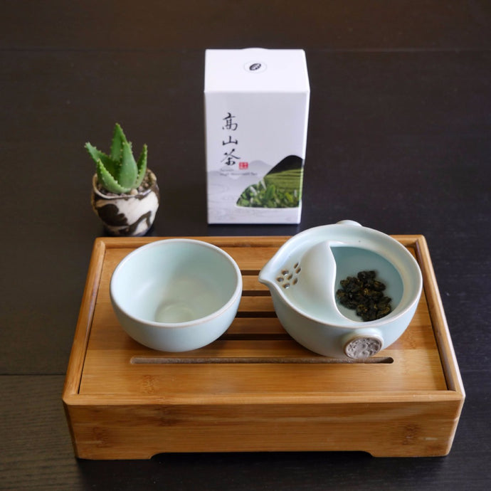 Gong Fu Cha 功夫茶 -  Fundamentals of Tea Workshop