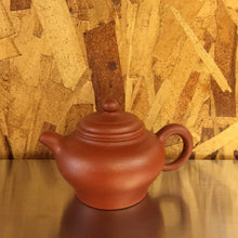 Kung Gi Red Clay Teapot taper bottom Medium