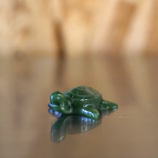 Genuine Jade Sea Turtle (Size 1