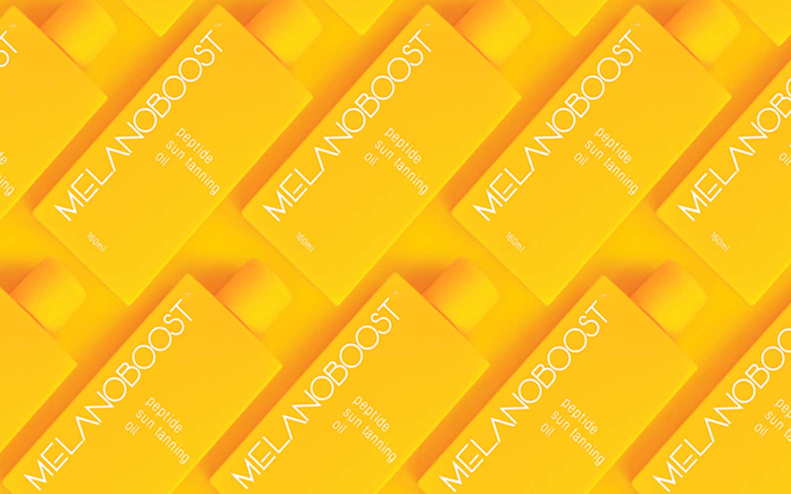 Melanoboost Peptide Sun Tanning Oil - The Sun Tan Game Changer