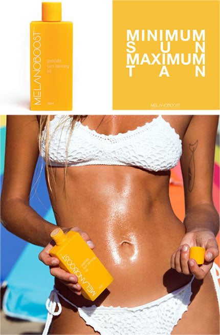 Accelerated tanning for Brits & Beyond