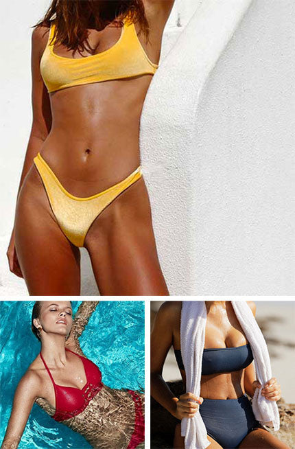 Melanoboost's favourite swimwear brands