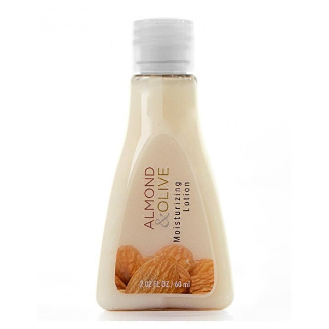 Almond & Olive 60ml Moisturizing Lotion