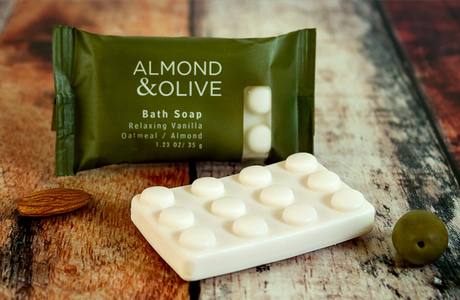 Almond & Olive 35g Bath Soap
