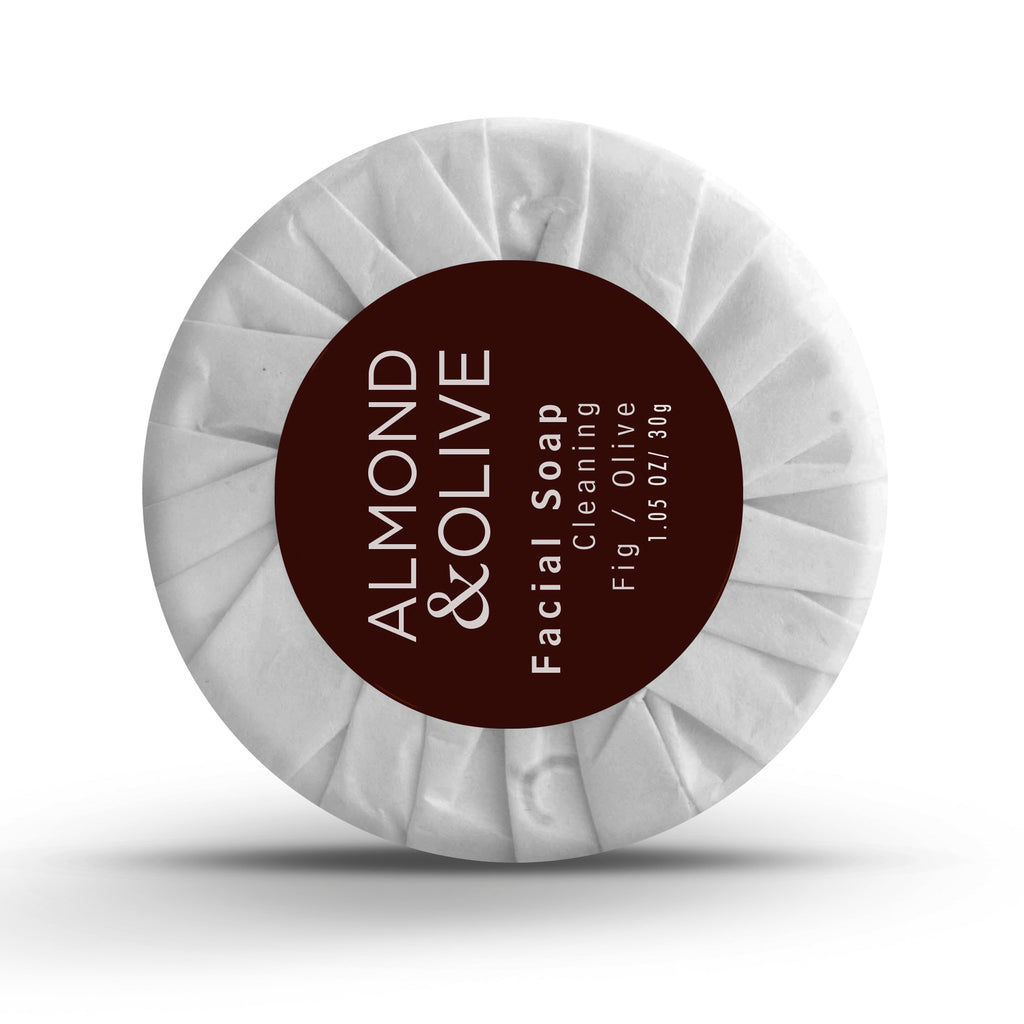 Almond & Olive 30g Face Soap
