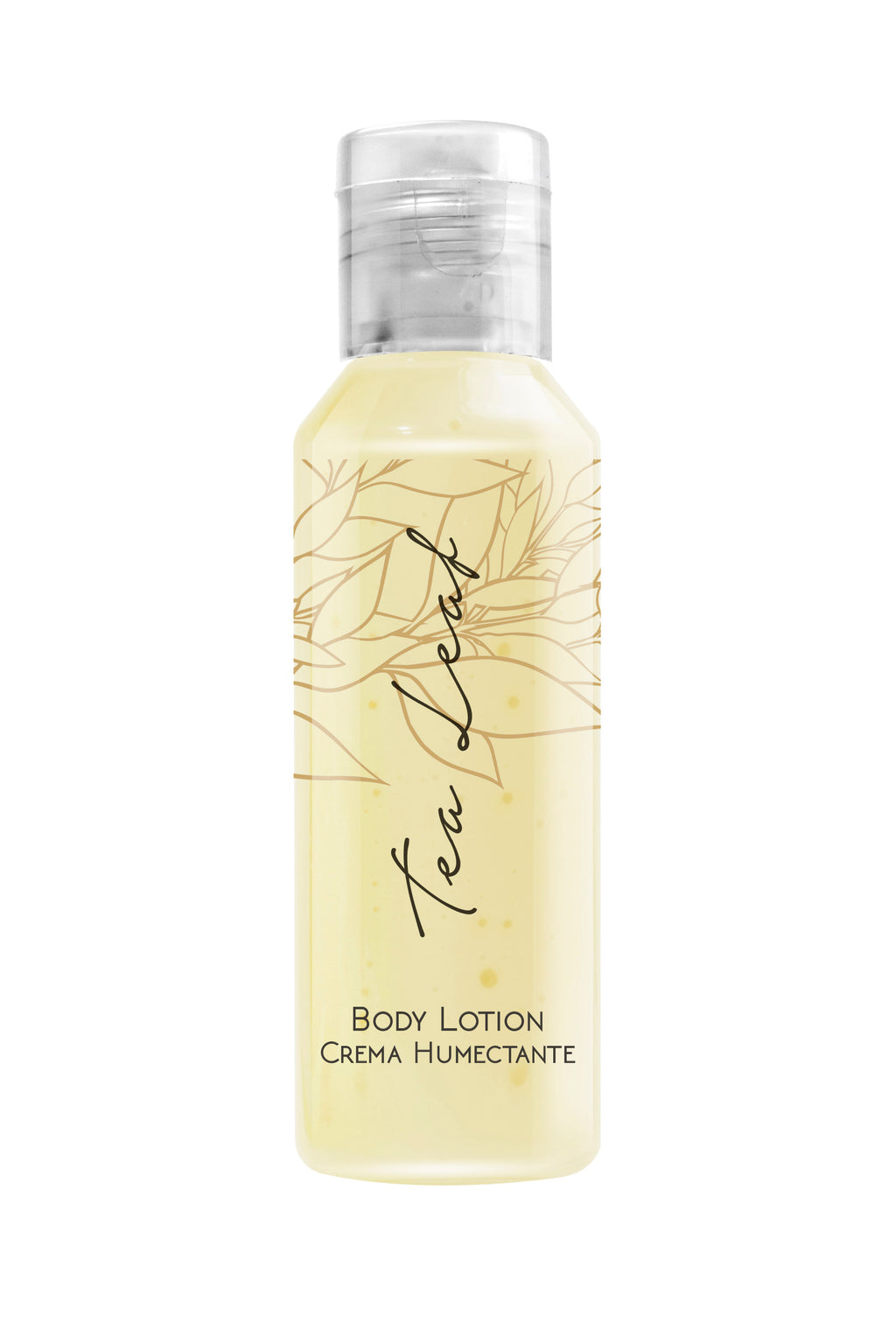 Tea Leaf BODY LOTION - 1oz